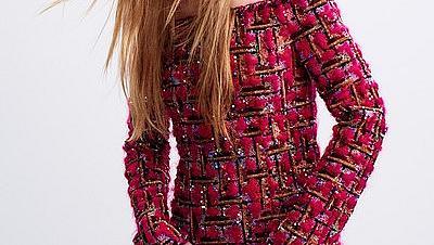 Ексцентричност в стила на 80-те: Chanel Haute Couture 2021