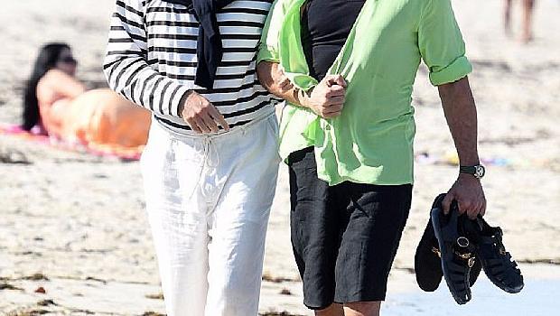 Рики Мартин е любовникът на Джани Версаче