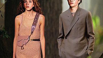 Героите от Хари Потър в дрехи от модния подиум