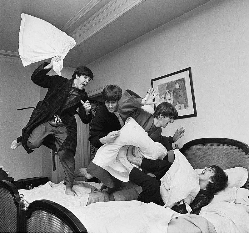 The Pillow Fight