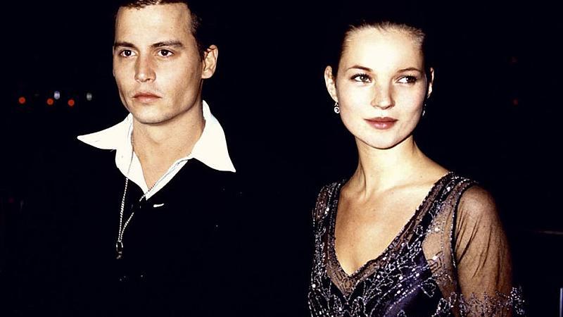 #TBT: Джони Деп и Кейт Мос, най-страстната двойка на 90-те