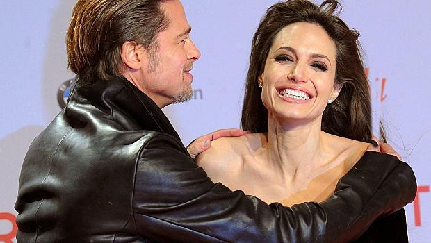 Анджелина Джоли на 40