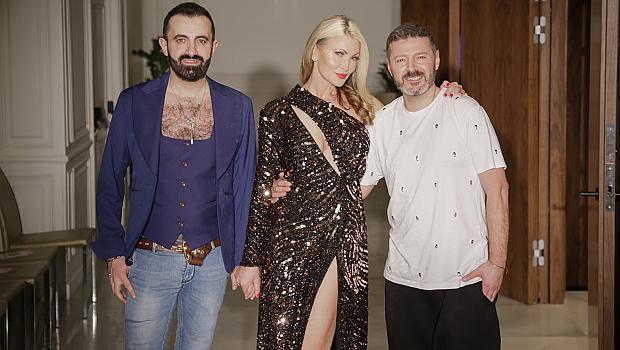 Дуото с българско участие KOLCHAGOV BARBA представиха поп арт колекция в Лондон