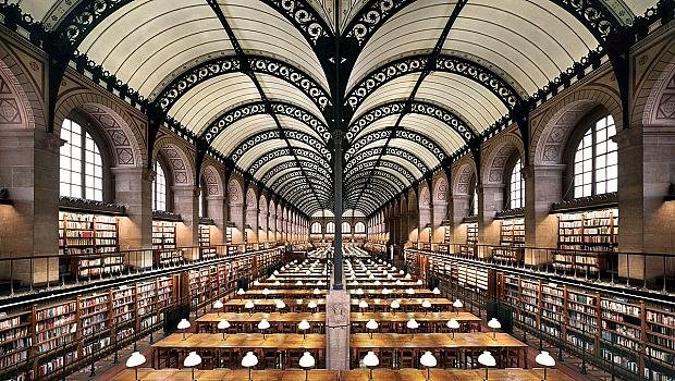Приказно красиви библиотеки по света