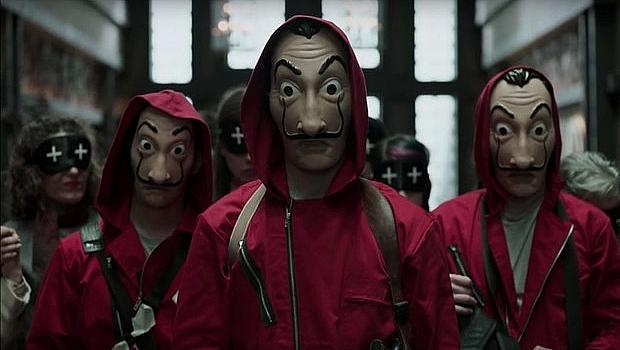 """Какво означава маската на Салвадор Дали в """"Хартиената къща""""?"""