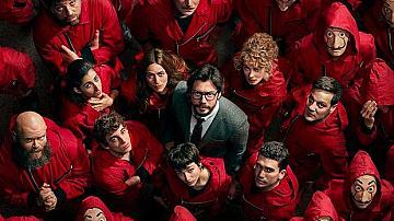"""Започнаха снимките на петия сезон на поредицата """"Money Heist""""/""""Casa de Papel"""""""