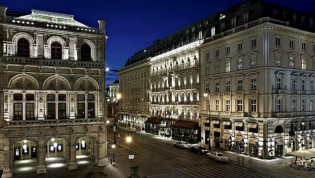 Възраждат легендарните Sacher Séparées в хотел Sacher Wien
