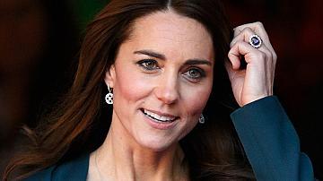 Годежният пръстен на Кейт Мидълтън всъщност е принадлежал на принц Хари