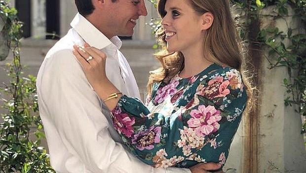 Тайна сватба: Принцеса Беатрис се омъжи в Уиндзор