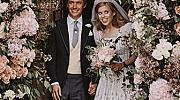 ПЪРВИ ОФИЦИАЛНИ СНИМКИ и всички подробности от сватбата на принцеса Беатрис