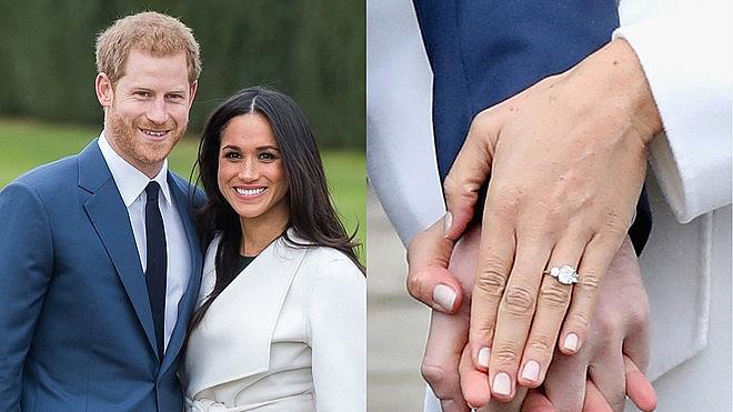 Годежните пръстени на принцесите