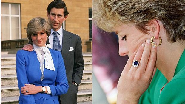 Принцесите и техните годежни пръстени