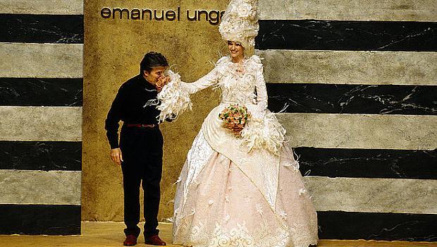Почина дизайнерът Емануел Унгаро