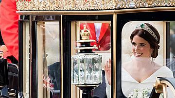 Сватбата на принцеса Юджини