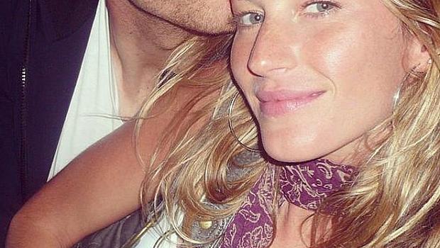 Любов, любов: Жизел Бюндхен позрави съпруга си за годишнината им