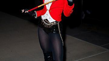 Хелоуин костюмите на супермоделите
