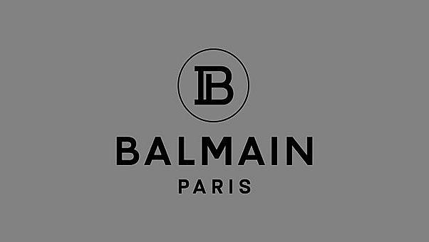 Balmain показа новото си лого