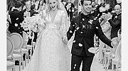 Сватбената рокля на Софи Търнър е създадена от Никола Геские