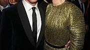 Бенедикт Къмбърбач обяви на червения килим, че със съпругата му очакават второто си дете