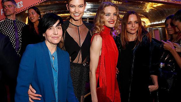 Феноменално парти за финала на седмицата на модата в Лондон
