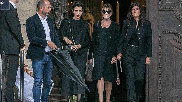 Кейт Мос, Салма Хайек, Карла Бруни и цялата модна индустрия се сбогуваха с Питър Линдбърг