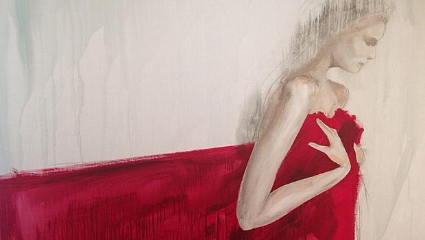 """Разглеждаме женствената """"Прелюдия"""" на художничката Рада Якова"""