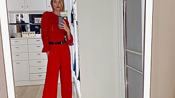 Ежедневният стил на Карли Клос
