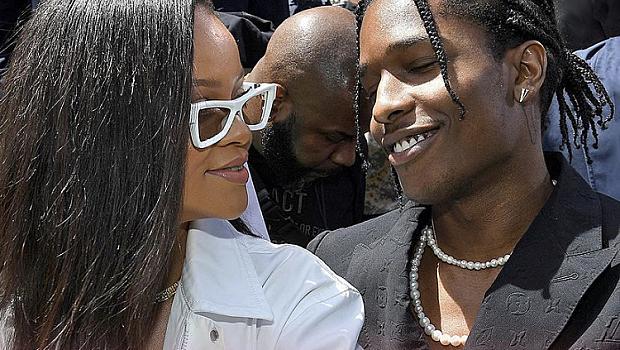 """""""Любовта на живота ми"""" - A$AP Rocky потвърди връзката си с Риана"""
