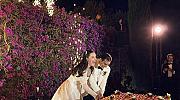 Наследницата на Fendi Паола Фенди се омъжи на Ибиса