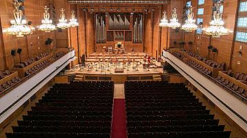 Оставаме вкъщи с онлайн програмата на Софийската филхармония