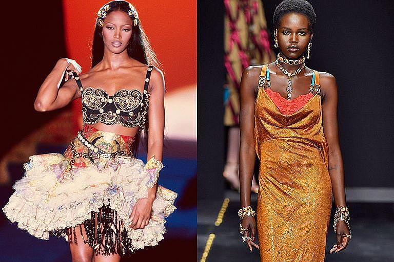 Versace 1992 / Versace 2019