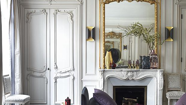 Модерен апартамент в сърцето на Париж