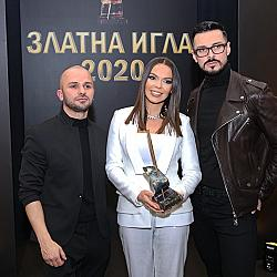"""Beyond – Борче Ристовски, Галена и Дорбомир Киряков, взеха приза """"Модна къща на годината"""""""