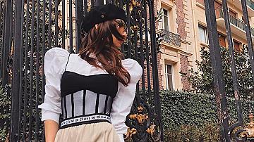 Модните инфлуенсъри, които да следим в Instagram