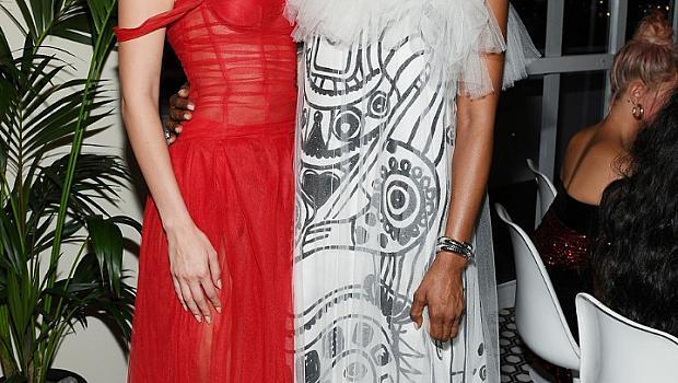 Звездите на вечерното събитие на Dior