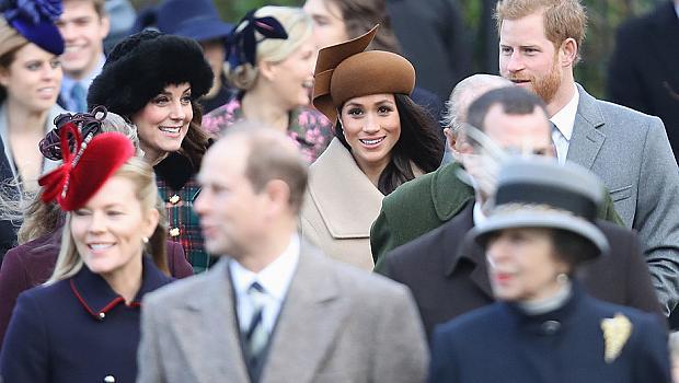 Защо Меган винаги гледа в обектива за разлика от Кейт?