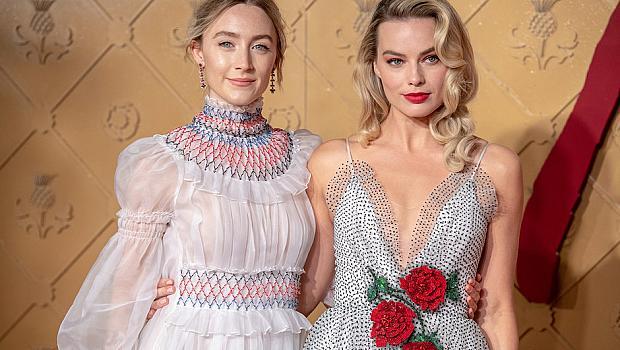 Две Кралици - Сърша Ронан и Марго Роби