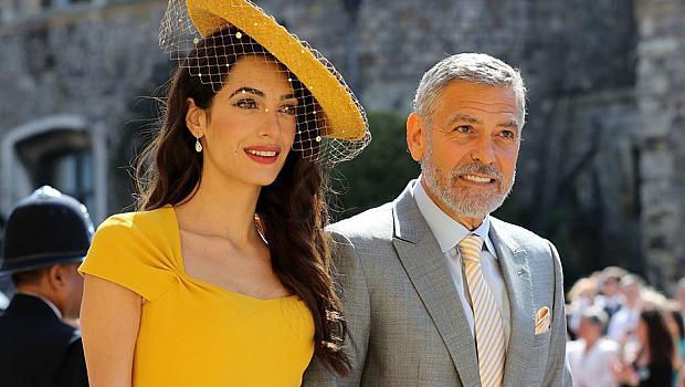 Амал Клуни помага на Меган Маркъл да се установи в Лондон