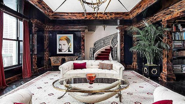 Разгледайте луксозния апартамент на Томи Хилфигър