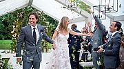 23 кадъра от сватбата на Гуинет Полтроу