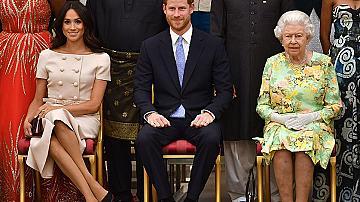 Край! Елизабет II окончателно уволни Хари и Меган