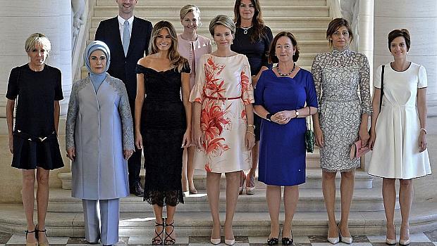 Първата дама на България заблестя в Брюксел