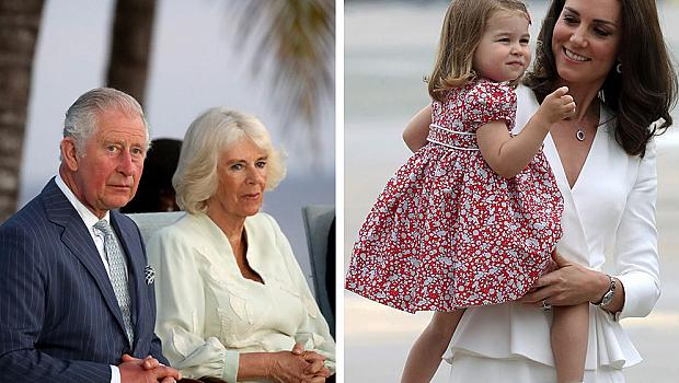 Защо Чарлз и Камила не харесват начина, по който Кейт отглежда децата си