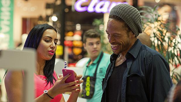 "Звезда от сериала ""От местопрестъплението: Лас Вегас"" на премиера на adidas Originals в София"