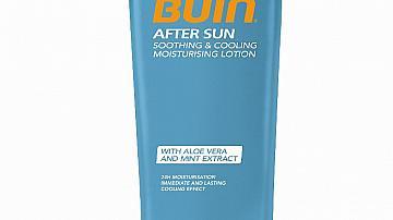 Грижа за кожата след слънце