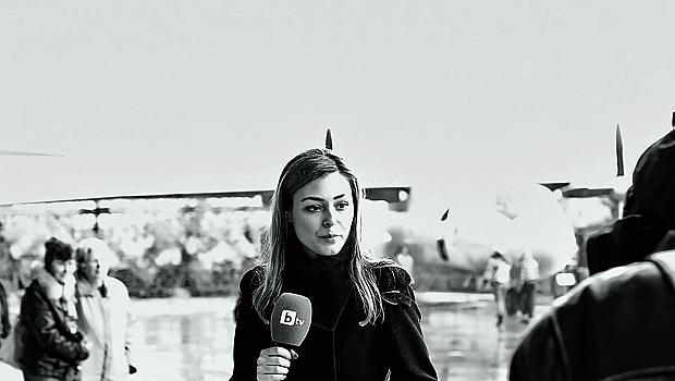 """Поли Гергушева: """"Изживявам детската си мечта"""""""
