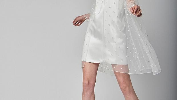 Минимум плат, максимум ефект или за късите рокли пред олтара