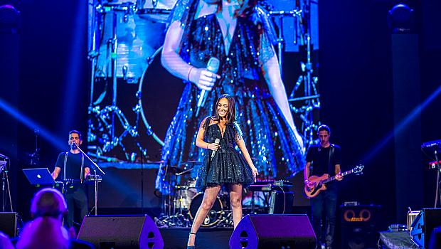Грандиозният концерт на Мария Илиева в зала 1 на НДК