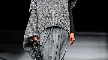 Плетените дрехи не са отживелица! 49 стайлинга от модния подиум