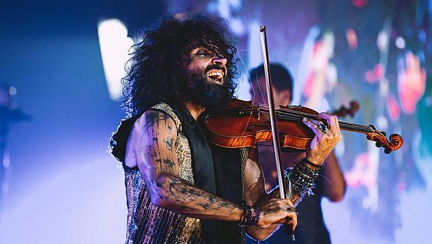 Ара Маликян: ексцентричният цигулар с концерт у нас
